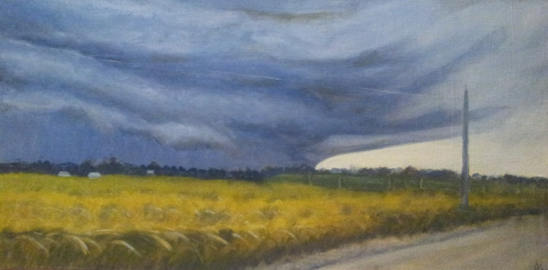 Coming Storm,  Esker Road
