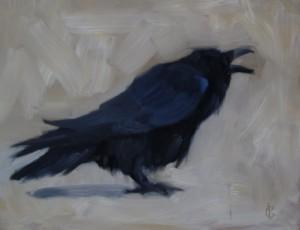 Ravin' Raven